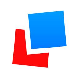 Ícone do app Letterpress – Word Game