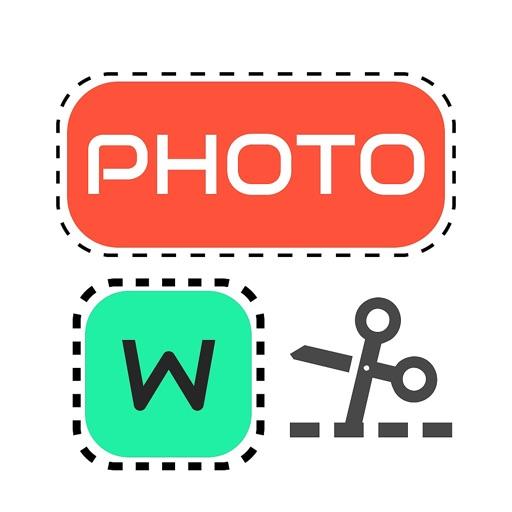 Cut Photo Widgets