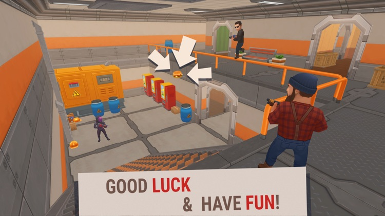 Hide Online - Hunters vs Props screenshot-3