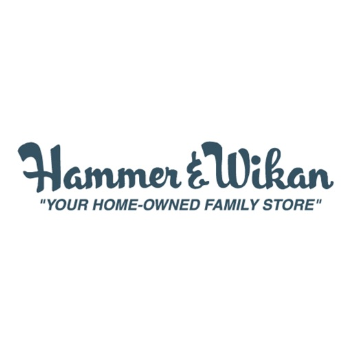 Hammer & Wikan Groceries icon