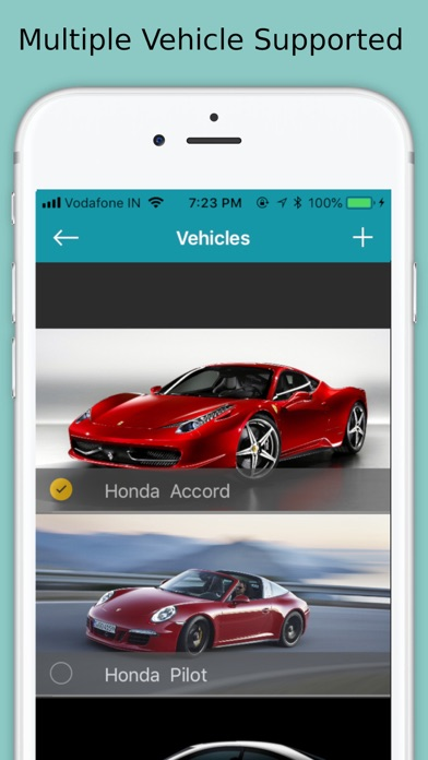 Screenshot for Simply Auto - Záznamy o automo in Czech Republic App Store