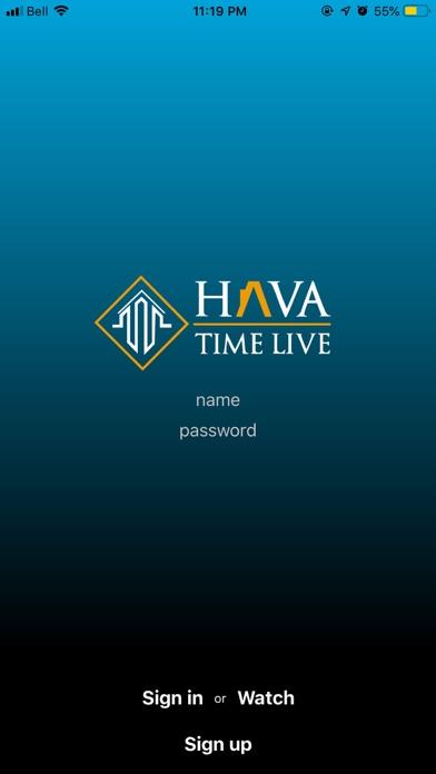 HavaTimeLive screenshot two