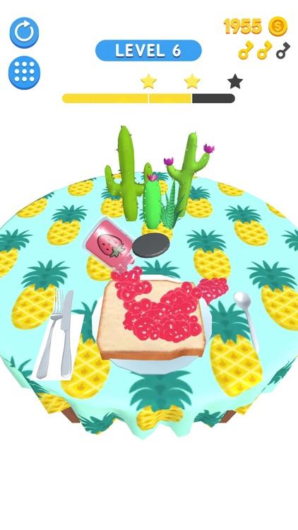 ASMR Breakfast