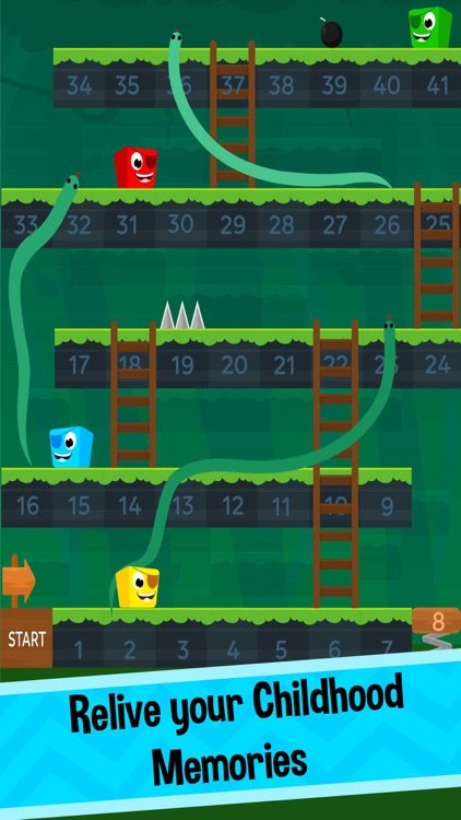 Snakes and Ladders # screenshot-4