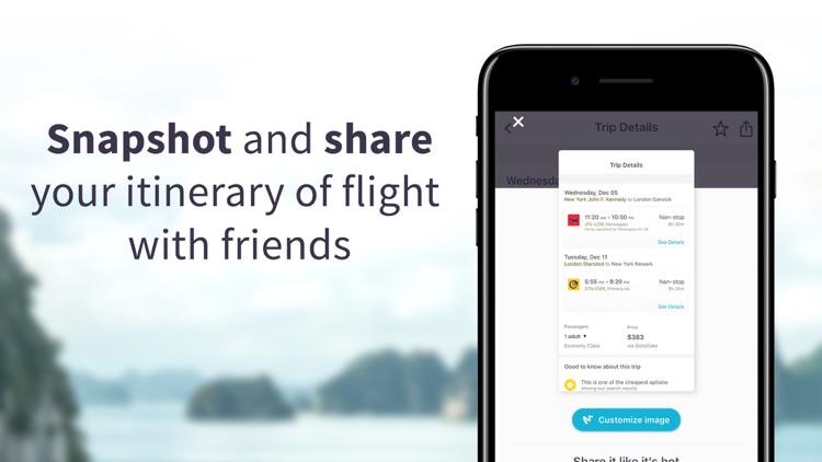 Skyscanner - Travel Deals screenshot-8
