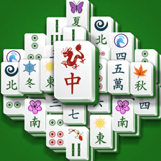 ‎Mahjong Solitaire·