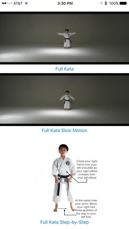 Shotokan Kata Unsu Guide