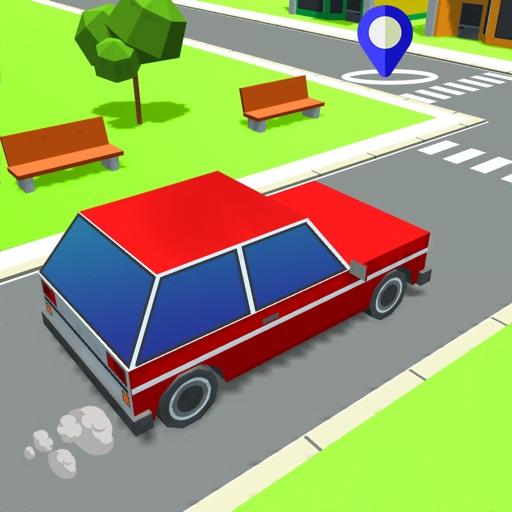 Pick Me Up 3d Traffic Runner