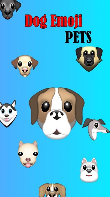 Dog Emoji - Pets