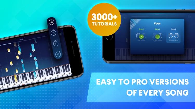 OnlinePianist:Play Piano Songs screenshot-3
