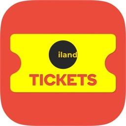 iLand Tickets Organizer