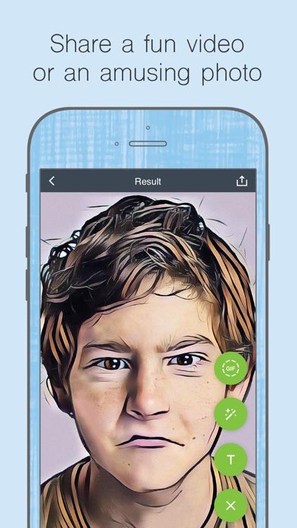 Cartoon yourself & caricature screenshot-8
