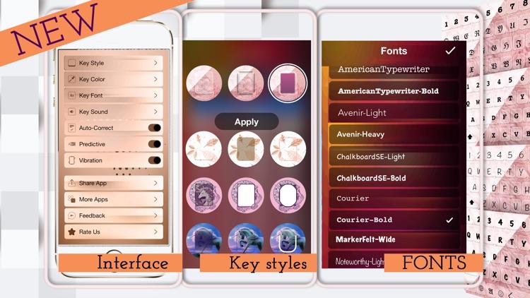 KeyPro – Keyboard Themes Emoji screenshot-6