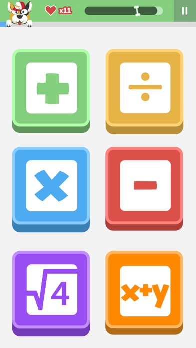 Math Learner: Learning Games screenshot 3