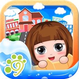 Bella's virtual dream town
