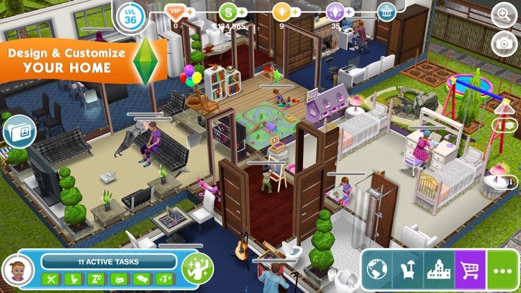 The Sims™ FreePlay screenshot-6