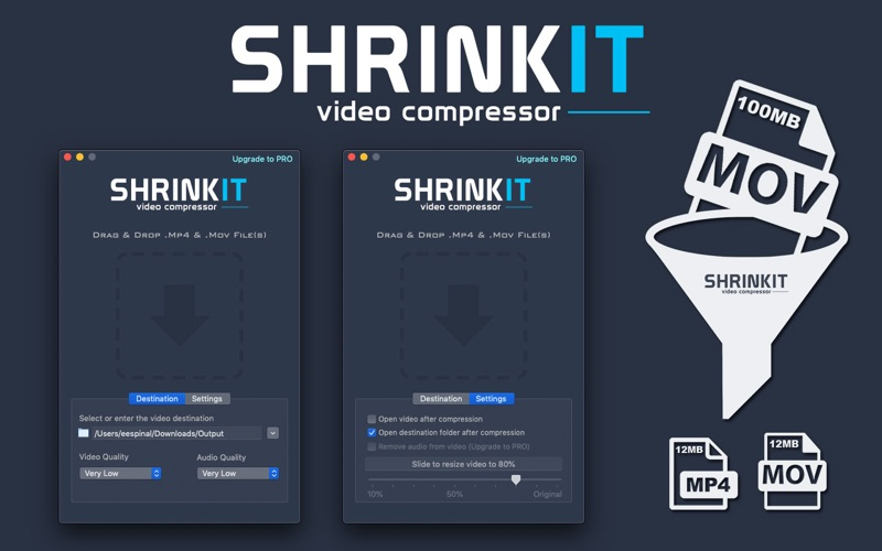 ShrinkIt скриншот программы 1