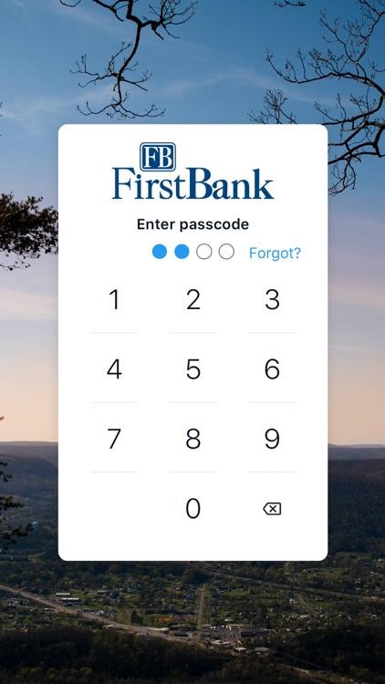 FirstBank Personal Banking screenshot-5