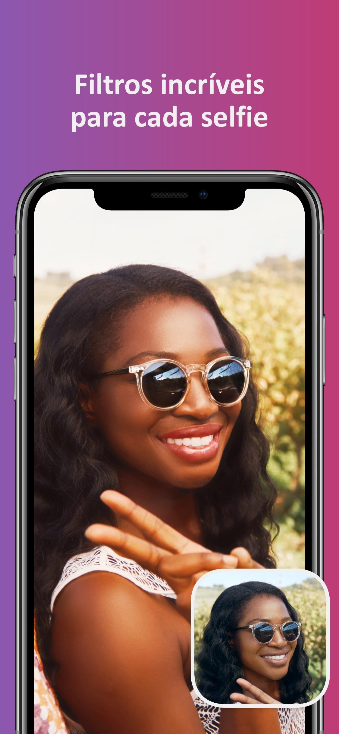 Facetune 2 Chega A App Store A Mais Nova Versao Do Famoso Editor De