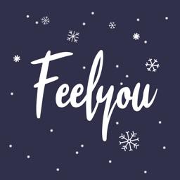 Feelyou: Social mood journal