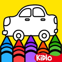 Codes for Kidlo Coloring Book for Kids Hack