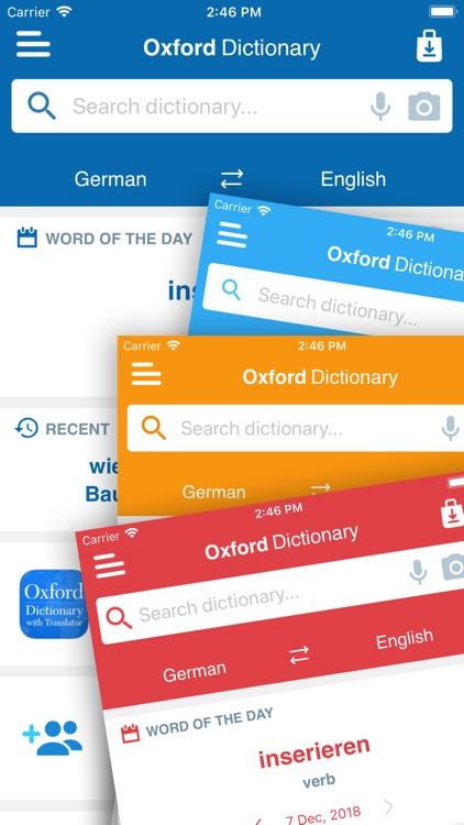 Oxford Learner's German screenshot-4