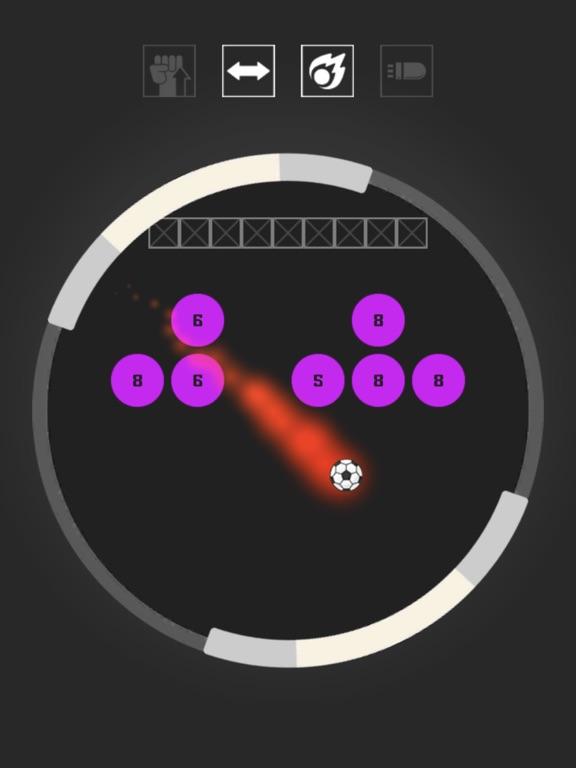 Circle Smash -bricks and balls screenshot 9