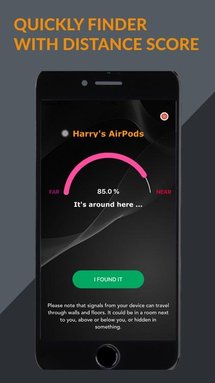 BLE Finder: Find Lost Devices screenshot-3