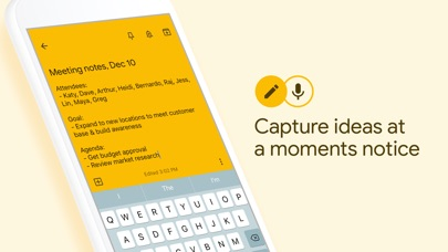 Google Keep - Notes and lists app image