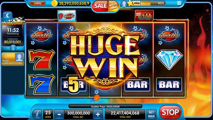 Casino Game Quick Hits
