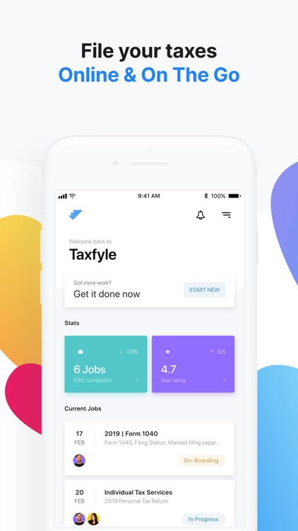 Taxfyle: Taxes Done For You