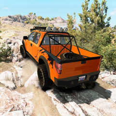 Offroad Games Car Driving 4x4