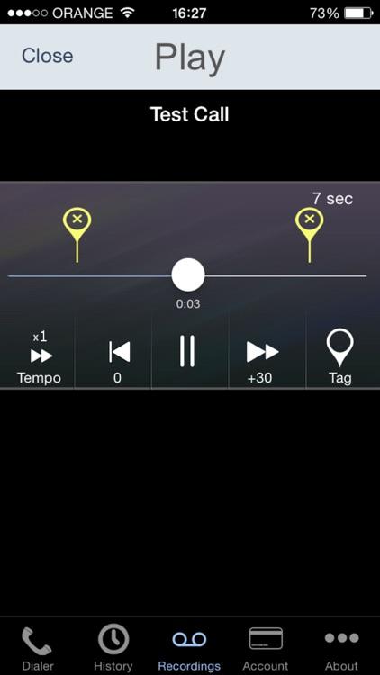 Call Recorder Pay As You Go screenshot-4