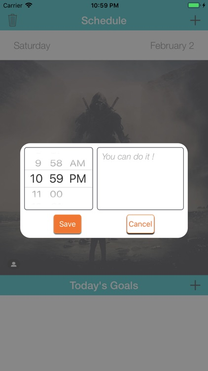 Get Your Goals - To Do List