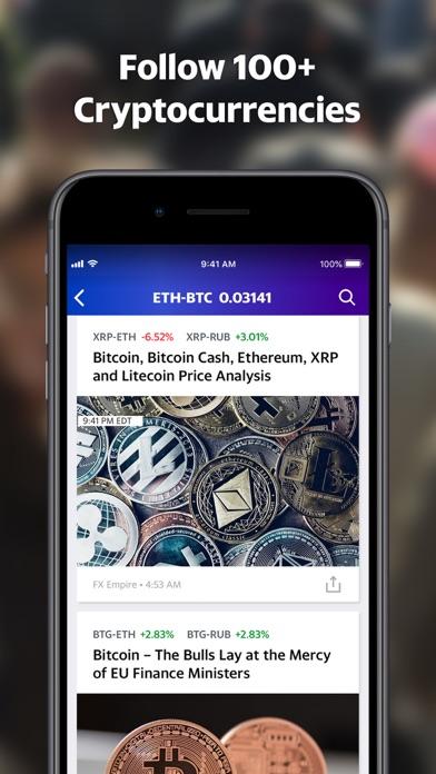 download Yahoo Finance