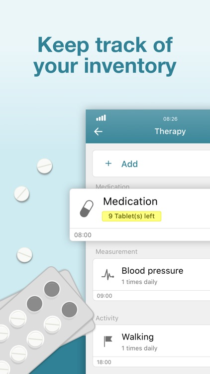 MyTherapy: Medication Reminder