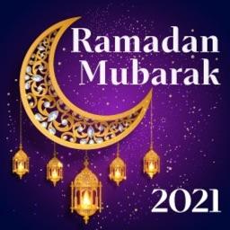 Ramadan Mubarak Greeting Card
