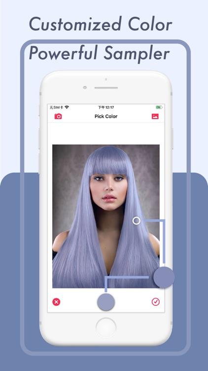 Hair Color Changer . screenshot-3
