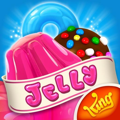 Candy Crush Jelly Saga iOS App
