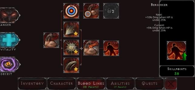 Vampire's Fall: Origins Screenshot