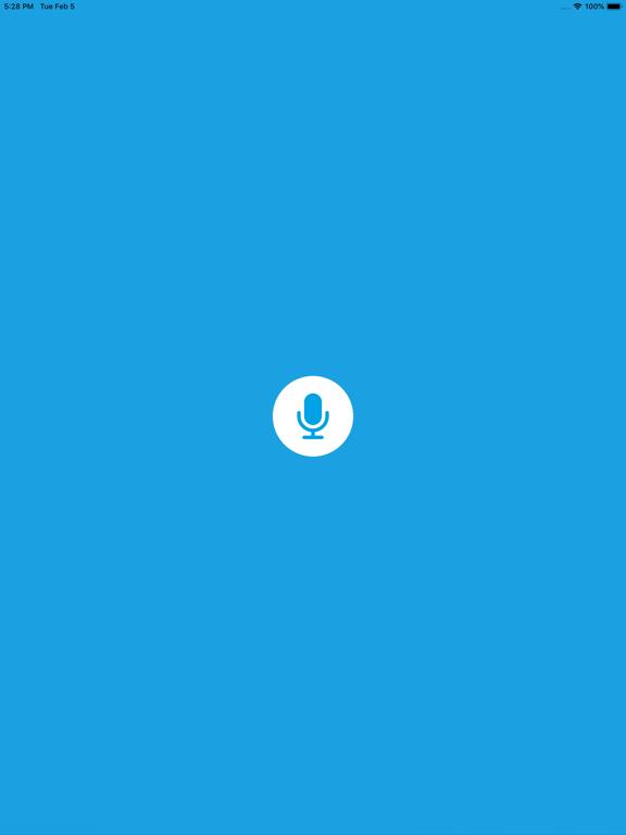 تحويل الصوت الى نصوص screenshot 4