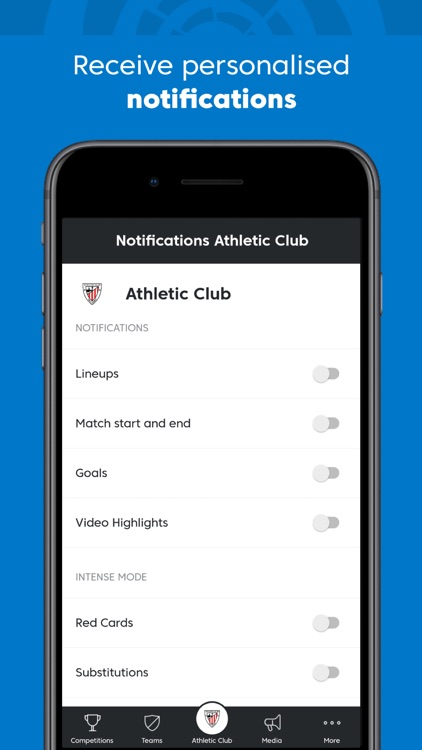 LaLiga: Spanish Soccer League screenshot-8