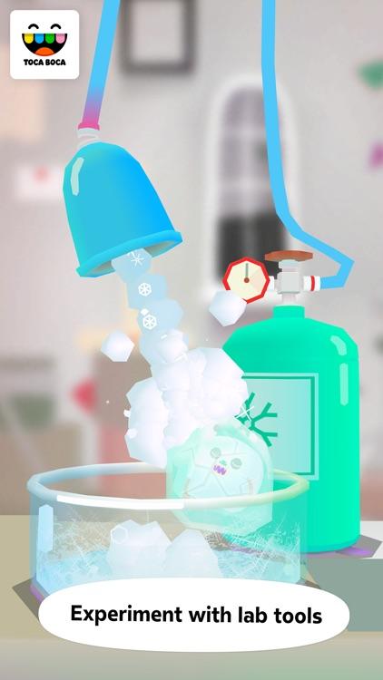 Toca Lab: Elements screenshot-3