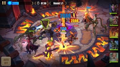 Скриншот №10 к Juggernaut Wars РПГ Фэнтези
