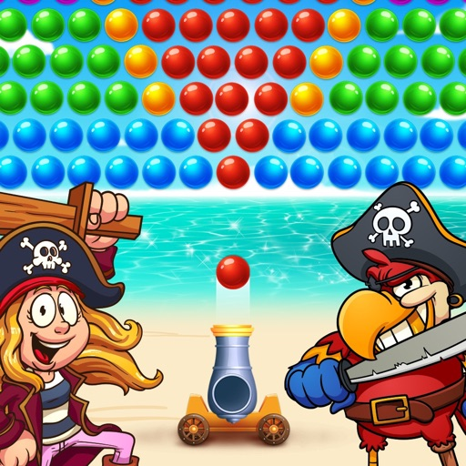 Bubble Pirate Shooter !