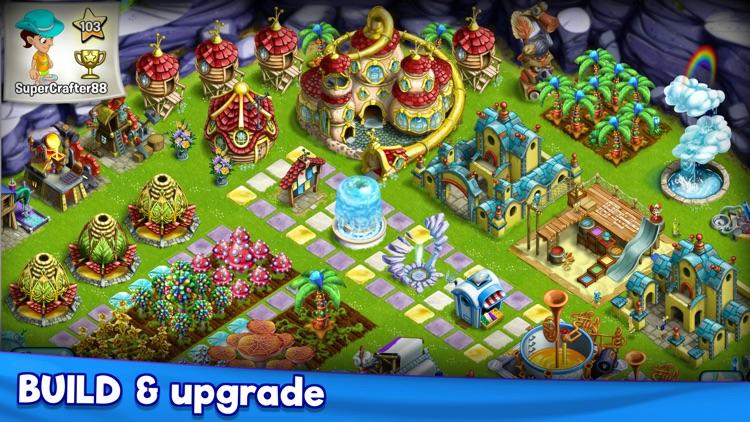 Farm Craft: Family Farm Game