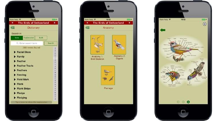The Birds of Switzerland screenshot-4