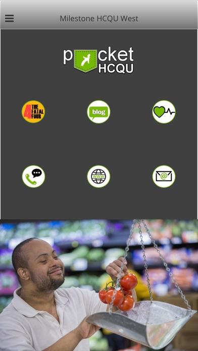 Screenshot for Milestone Pocket HCQU in Ukraine App Store