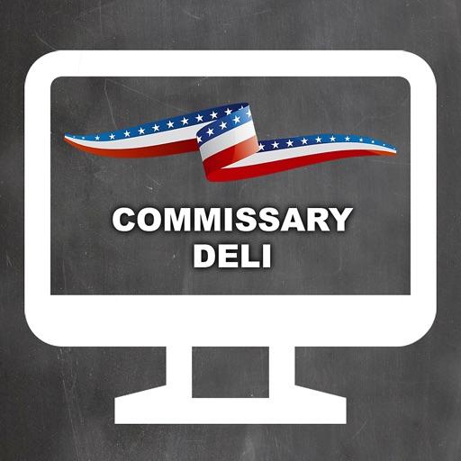 Commissary Deli Kiosk icon