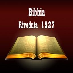 La Sacra Bibbia in Italiano.